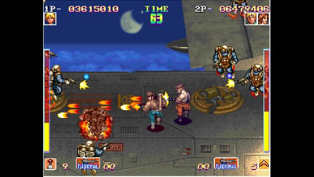 ACA NEOGEO: Shock Troopers screenshot 13676