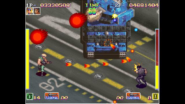 ACA NEOGEO: Shock Troopers screenshot 13677