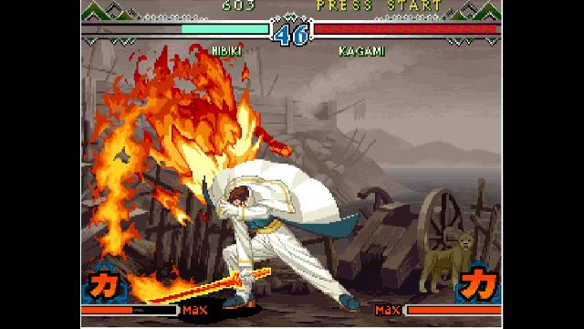 ACA NEOGEO: The Last Blade 2 screenshot 13917