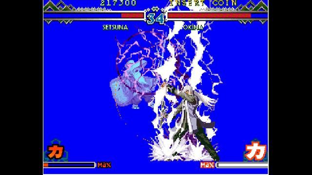 ACA NEOGEO: The Last Blade 2 screenshot 13918