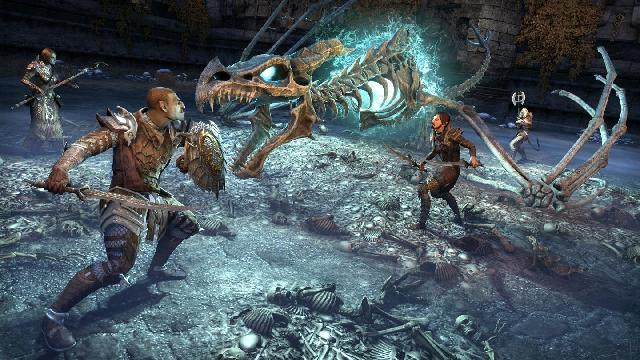 The Elder Scrolls Online: Tamriel Unlimited - Dragon Bones Screenshots, Wallpaper