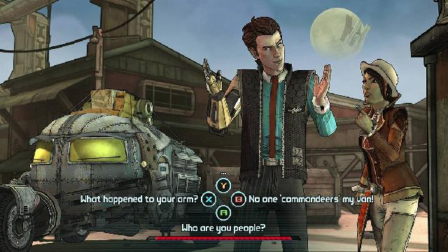 Tales from the Borderlands screenshot 1981
