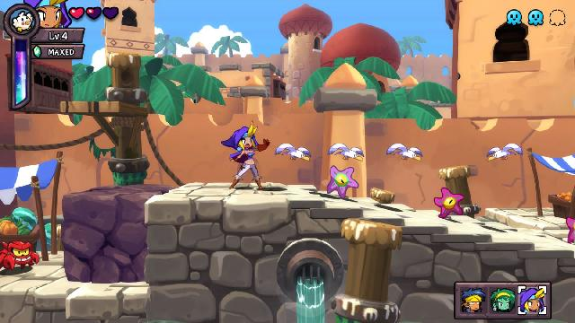 Shantae: Half -Genie Hero Ultimate Edition screenshot 14438