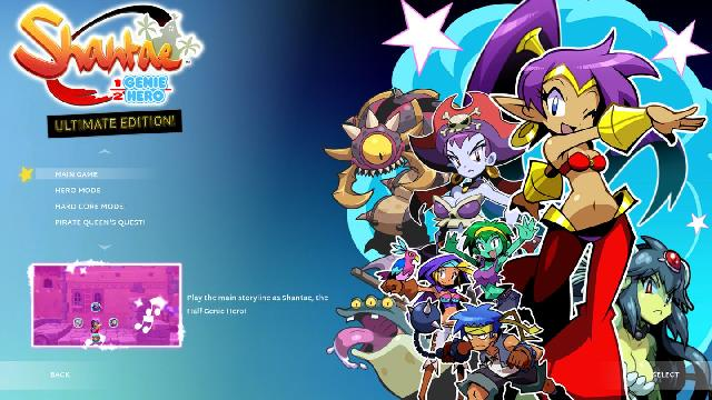 Shantae: Half -Genie Hero Ultimate Edition screenshot 14441