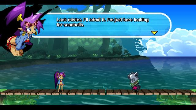 Shantae: Half -Genie Hero Ultimate Edition screenshot 14442