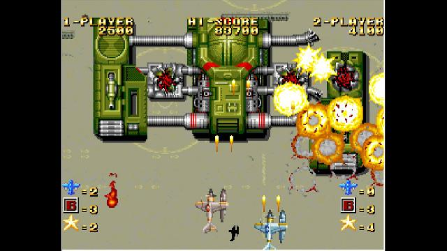 ACA NEOGEO: Ghost Pilots screenshot 14670