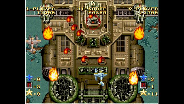 ACA NEOGEO: Ghost Pilots screenshot 14671