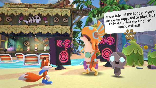 Super Lucky's Tale - Gilly Island screenshot 14751