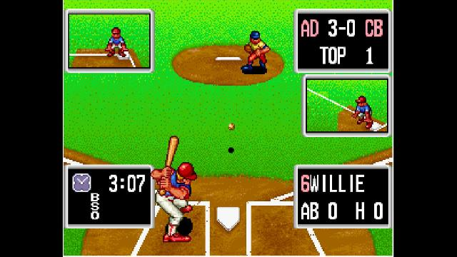 ACA NEOGEO: Baseball Stars Professional screenshot 14866