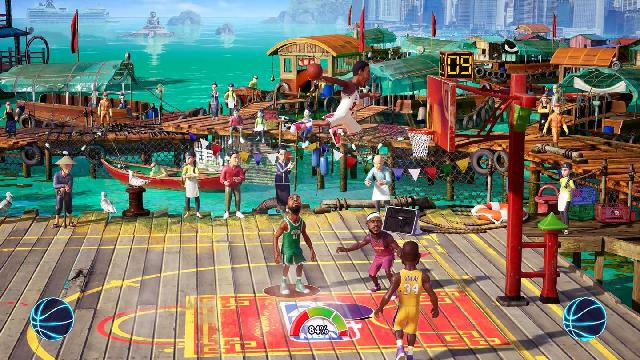 NBA Playgrounds 2 screenshot 16974