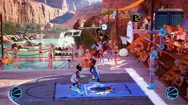 NBA Playgrounds 2 screenshot 16981