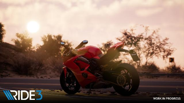 RIDE 3 Screenshots, Wallpaper