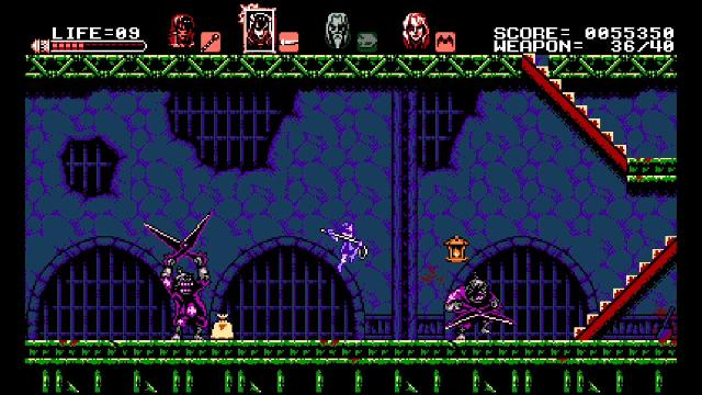 Bloodstained: Curse of the Moon screenshot 15102