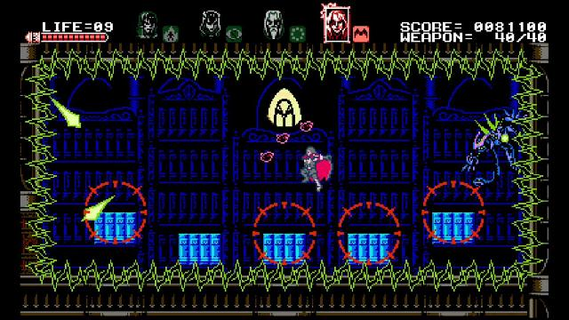 Bloodstained: Curse of the Moon screenshot 15101