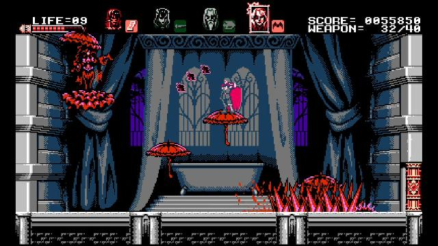 Bloodstained: Curse of the Moon screenshot 15106