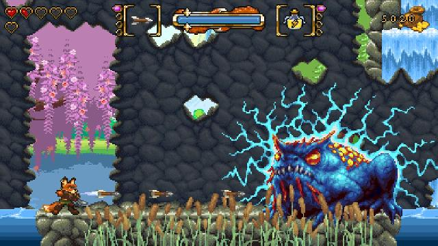 Fox n Forests screenshot 15010