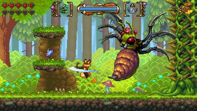 Fox n Forests screenshot 15020