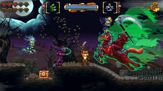Fox n Forests screenshot 15011