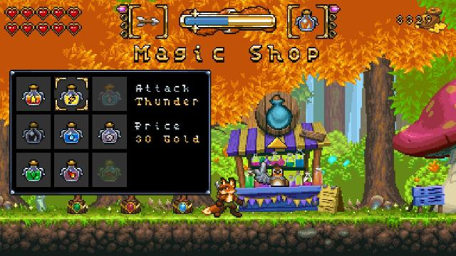Fox n Forests screenshot 15016