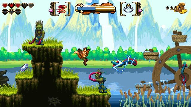 Fox n Forests screenshot 15021