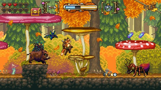 Fox n Forests screenshot 15017