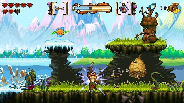 Fox n Forests screenshot 15013