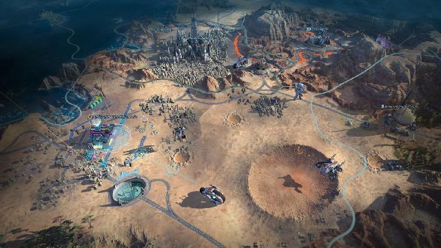 Age of Wonders: Planetfall screenshot 19201