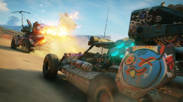 RAGE 2 screenshot 20348