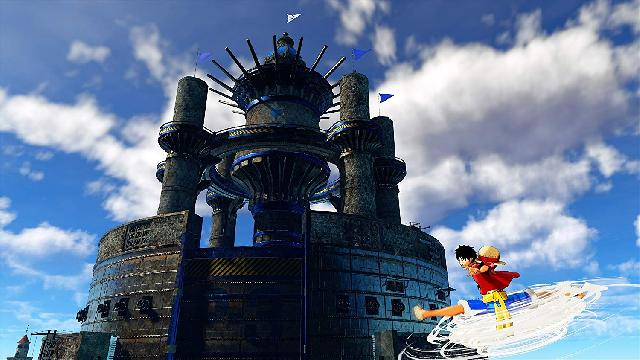 One Piece: World Seeker Screenshots, Wallpaper