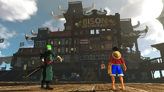 One Piece: World Seeker screenshot 18179