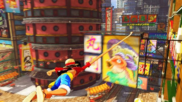 One Piece: World Seeker screenshot 19506