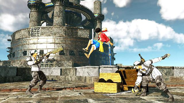 One Piece: World Seeker screenshot 18180
