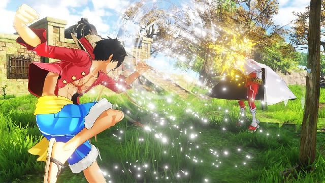 One Piece: World Seeker screenshot 19507