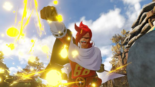 One Piece: World Seeker screenshot 19512