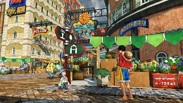 One Piece: World Seeker screenshot 18176