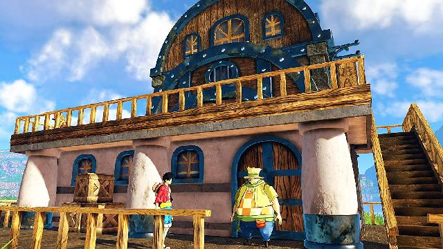 One Piece: World Seeker screenshot 18181