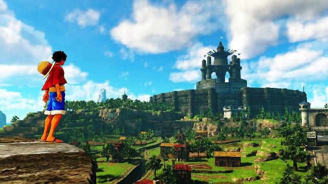 One Piece: World Seeker screenshot 19508