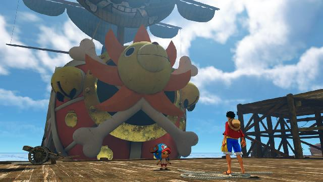 One Piece: World Seeker screenshot 19513