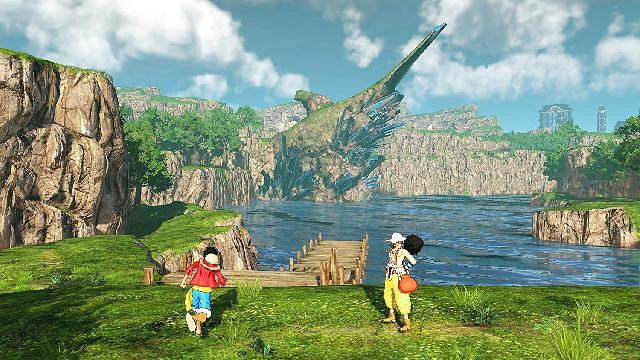 One Piece: World Seeker screenshot 18177