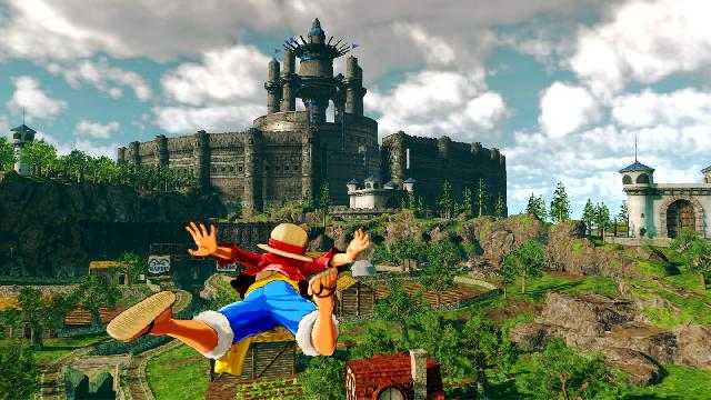 One Piece: World Seeker screenshot 19514