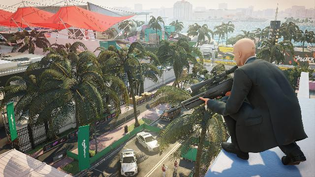 HITMAN 2 screenshot 15096