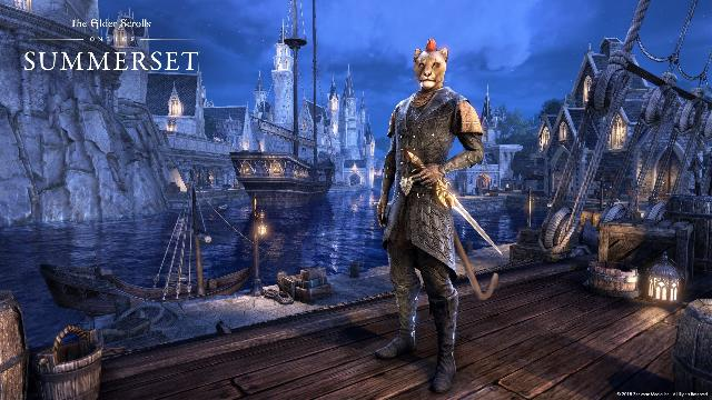 The Elder Scrolls Online: Tamriel Unlimited - Summerset screenshot 15114