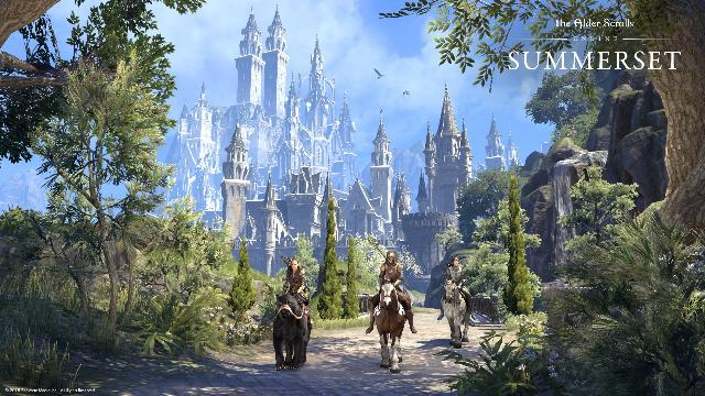 The Elder Scrolls Online: Tamriel Unlimited - Summerset screenshot 15116