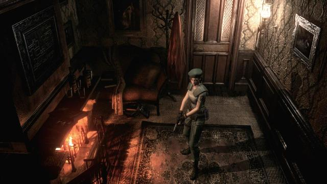 Resident Evil Screenshots, Wallpaper