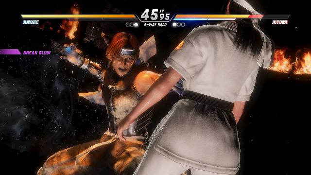 DEAD OR ALIVE 6 screenshot 16863
