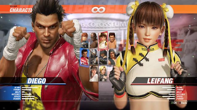 DEAD OR ALIVE 6 screenshot 16864