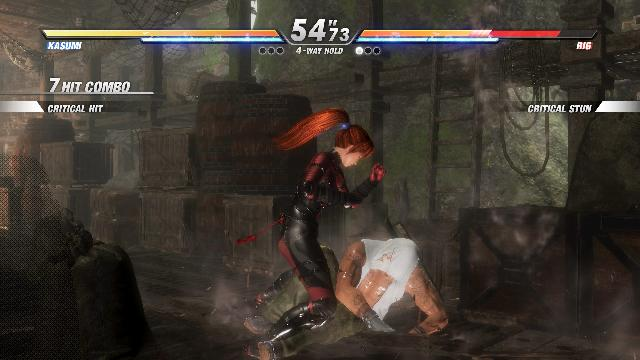 DEAD OR ALIVE 6 screenshot 16874