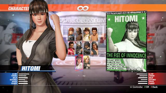 DEAD OR ALIVE 6 screenshot 16860
