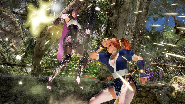 DEAD OR ALIVE 6 screenshot 17006