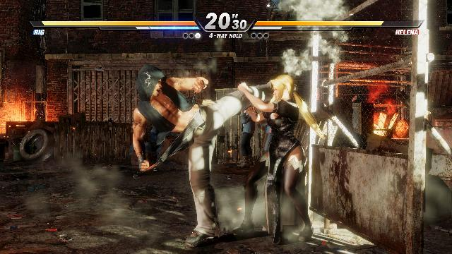 DEAD OR ALIVE 6 screenshot 16861